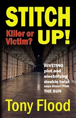 Get Tony's NEW CRIME THRILLER at a REDUCED POST FREE PRICE! Click here!